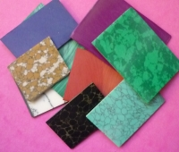 Alternative Inlay Materials