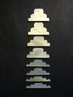 Cloud Inlay Sets