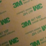 Transfer Adhesive Sheet